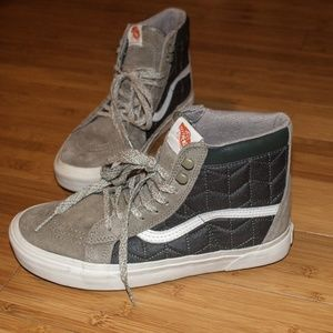 Vans SK8-Hi California Suede Sneakers 7.5/9
